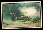 1954 Bowman Power for Peace #36   Recoilless Rifles Front Thumbnail