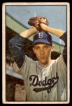 1953 Bowman #14  Billy Loes  Front Thumbnail