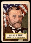 1952 Topps Look 'N See #7  Ulysses S. Grant  Front Thumbnail