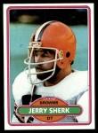 1980 Topps #325  Jerry Sherk  Front Thumbnail