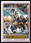 1980 Topps #493   NFC Championship Front Thumbnail