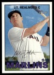 2016 Topps Heritage #22  J.T. Realmuto  Front Thumbnail