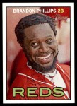 2016 Topps Heritage #23 A Brandon Phillips  Front Thumbnail