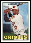 2016 Topps Heritage #100 A Adam Jones  Front Thumbnail