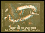 1963 Topps Astronauts #28   -  Gus Grissom 2nd US Spaceman Back Thumbnail