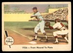 1959 Fleer #7   -  Ted Williams From Mound to Plate Front Thumbnail