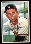1952 Bowman #228  Bob Chipman  Front Thumbnail