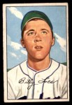 1952 Bowman #240  Billy Loes  Front Thumbnail