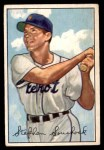1952 Bowman #235  Steve Souchock  Front Thumbnail