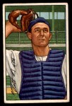 1952 Bowman #216  Matt Batts  Front Thumbnail