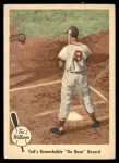1959 Fleer #76   -  Ted Williams On Base Record Front Thumbnail