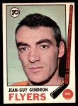 1969 O-Pee-Chee #169  Jean-Guy Gendron  Front Thumbnail