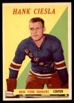 1958 Topps #49  Hank Ciesla  Front Thumbnail