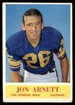 1964 Philadelphia #85  Jon Arnett   Front Thumbnail