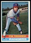 1976 Topps #388  Stan Perzanowski  Front Thumbnail