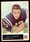 1965 Philadelphia #2  Ray Berry  Front Thumbnail