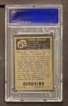 1951 Topps Ringside #81  Fred Beshore  Back Thumbnail
