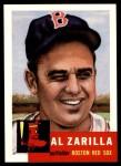 1953 Topps Archives #181  Al Zarilla  Front Thumbnail