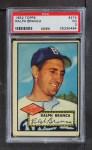 1952 Topps #274  Ralph Branca  Front Thumbnail