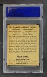 1941 Play Ball #16  Hal Trosky  Back Thumbnail