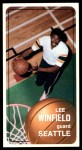 1970 Topps #147  Lee Winfield   Front Thumbnail