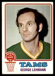 1973 Topps #194  George Lehmann  Front Thumbnail