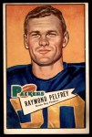 1952 Bowman Large #106  Raymond Pelfrey  Front Thumbnail