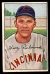 1952 Bowman #202  Harry Perkowski  Front Thumbnail