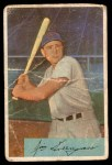1954 Bowman #28 ERR Jim Greengrass  Front Thumbnail