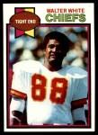 1979 Topps #66  Walter White  Front Thumbnail