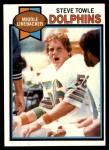 1979 Topps #273  Steve Towle  Front Thumbnail