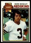 1979 Topps #133  Mark Moseley  Front Thumbnail