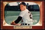 1955 Bowman #116  Sandy Consuegra  Front Thumbnail