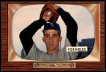1955 Bowman #266  Mike Fornieles  Front Thumbnail