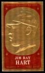 1965 Topps Embossed #4  Jim Ray Hart  Front Thumbnail