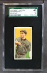 1909 T206 VER Barney Pelty  Front Thumbnail