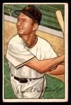 1952 Bowman #178  Davey Williams  Front Thumbnail