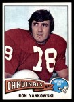 1975 Topps #263  Ron Yankowski  Front Thumbnail