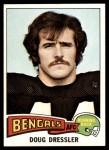 1975 Topps #366  Doug Dressler  Front Thumbnail