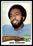 1975 Topps #37  Bob Howard  Front Thumbnail