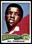 1975 Topps #104  Bill Thompson  Front Thumbnail