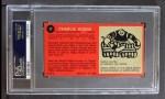 1964 Topps #17  Charlie Hodge  Back Thumbnail