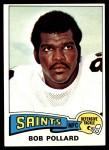 1975 Topps #63  Bob Pollard  Front Thumbnail