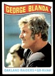 1975 Topps #7   -  George Blanda  Highlights Front Thumbnail