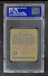 1949 Bowman PCL #22  Tony York  Back Thumbnail