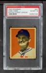 1949 Bowman PCL #22  Tony York  Front Thumbnail