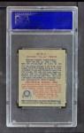 1949 Bowman PCL #14  Joyner White  Back Thumbnail
