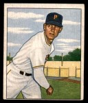 1950 Bowman #171  Harry Gumbert  Front Thumbnail