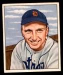 1950 Bowman #242 CR Dick Kryhoski  Front Thumbnail