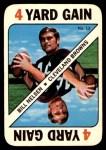 1971 Topps Game #13  Bill Nelsen  Front Thumbnail